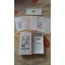 Cajas De Iphone 5s De 16 32 O 64 Gb Todos Los Colores