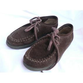 Zapato Febo Unisex Hombre Mujer Niño Niña Nº 36 Gamuza Impec