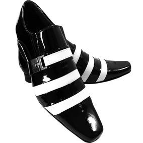 Sapato Social Masculino Verniz Super Luxo Lançamento Franca