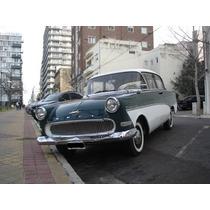 Opel Rekord Olympia 1958
