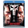 O Justiceiro [blu-ray] Travolta - Nacional - Lacrado Origin