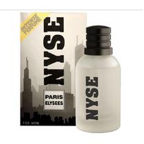 Perfume Masculino Paris Elysees Nyse 100ml