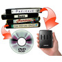 Conversão De Vhs Para Dvd Ou Hd Video8 Betamax Minidv K7 Etc