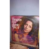 Lp Tangos Em Dueto Vol.2 Tião Carreiro,sulino,praião,garcia.
