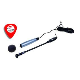 Microfone Jts Cx 516 P/ Acordeon / Sopro Plug Xlr