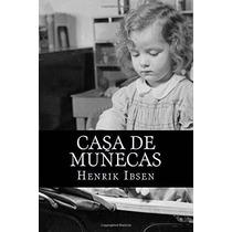 Libro Casa De Muñecas - Nuevo