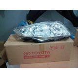 Faros Toyota Corolla Xei 09-10 Original Nuevo