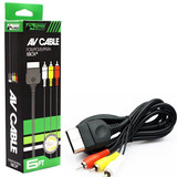 Cable Audio Video Rca Para Xbox