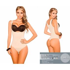 Faja Body Alta Tecnologia Modeladora Colombiana M - L