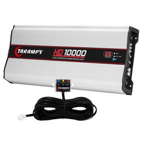 Modulo Amplificador Taramps Hd10000 1 Canal 10000w Rms 2 Ohm