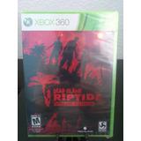 Dead Island Riptide Special Con Steelbook Xbox 360 Nuevo