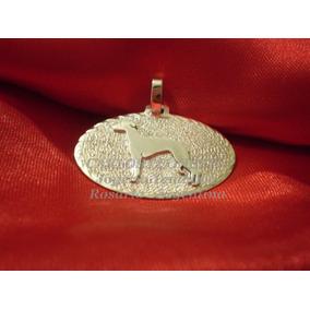 Galgo - Importante Medalla..!! Plata 950