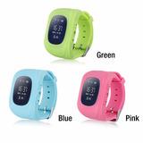 Relógio Rastreador Gps Smartwatch Para Crianças Botão Sos