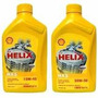 Aceite Shell 20w50 15w40 Mineral