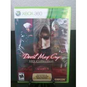 Devil May Cry Hd Collection Xbox 360 Nuevo Citygame