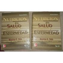Libro Nutrición En Salud Y Enfermedad _ Maurice E. Shils
