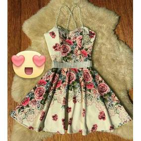 Vestido Boneca Rodado