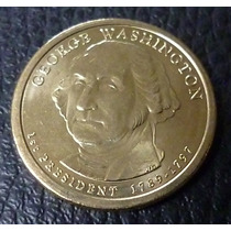 Usa Moneda President 1th George Washington ( D) 1 Dolar 2007