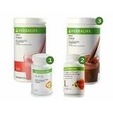 Kit Básico Herbalife Para 30 Dias Com 5 Produtos + Brinde