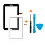 Tela Vidro Touch Samsung Galaxy Tab E T113 T116 7 + Tool