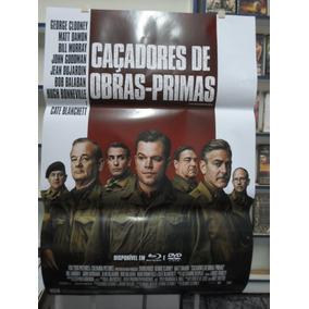 Poster Caçadores De Obras Primas - Frete: 8,00