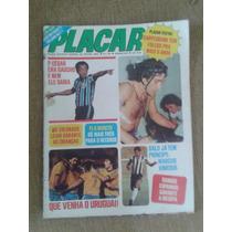 Placar Nº474 Poster Gremio Campeão