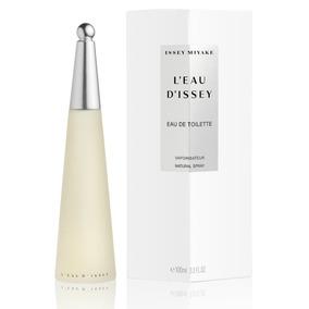 Perfume Leau D´ Issey Miyake Feminino 100ml Original/lacrado