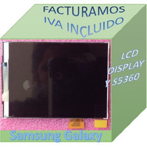 Lcd Display Para Celular Samsung Galaxy Young S5360
