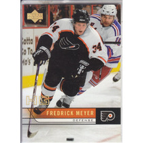 2006-07 Upper Deck High Gloss Fredrick Meyer Flyers 10/10