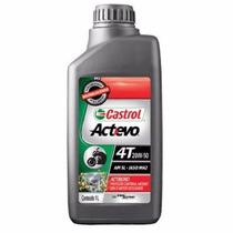 Óleo Castrol Actevo Gp Moto 4t 20w50 Sl Jaso Ma2 Mineral 1l