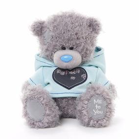Osito Me To You - Tatty Teddy Con Sudadera Y Corazón 15 Cm