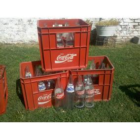 Antigua Botella Coca Cola Fanta Sprite