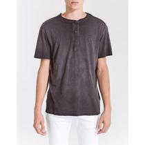 Remera Bowen Urban Button T-shirt