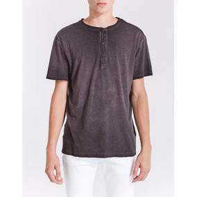 Remera Bowen Urban Button T-shirt