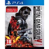 Metal Gear Solid 5 Ps4 Definitive Experience Fisico Sellado.