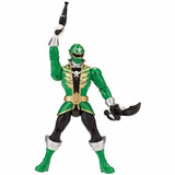Power Rangers Verde Figura Articulada