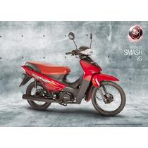 Gilera Smash Vs - 110 Cc - Nueva Promo Mayo