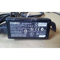 Eliminador Pilhas Para Camera Casio Modelo Ad-c51g Usado