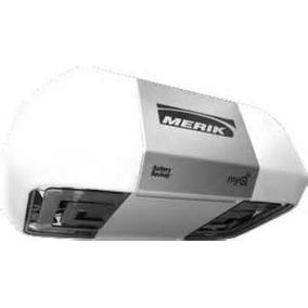 Motor Para Cochera Merik Liftmaster C/wifi Para Internet