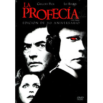 Dvd La Profecia ( The Omen ) 1976 Ed. 30th Aniv. - Richard D