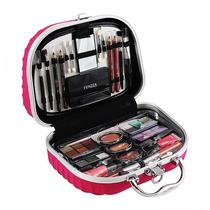 Maleta Pink Com Kit De Maquiagem Completo Da Fenzza Xhzp723