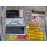 Kit Palio Edx + 2x 1.0mpi Capo Mala 96/99 Etiquetas De Motor