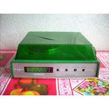 Antiguo Tocadisco Elektra Modelo Rainbow Reparar Coleccion