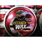 Pasta Para Pulir Cleaner Wax Meguiars - Made In Mexico