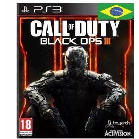 Call Of Duty Black Ops 3 | Bo3 Ps3 | Psn | Português