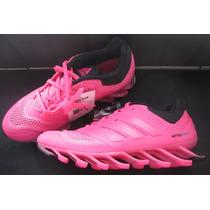 Tênis Adidas Springblade Drive - Feminino - Rosa - Novo