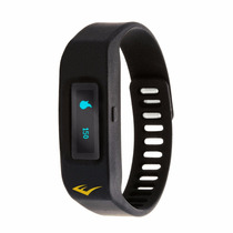 Reloj Everlast Tr-1 Wireless Color Negro Pantalla Led Fitnes