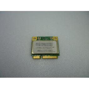 Placa Rede Wireless Sem Fio Notebook Acer Aspire 5532
