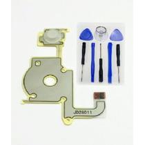 Flex Izquierdo Psp 2000 Membrana Conductor De Botones + Kit