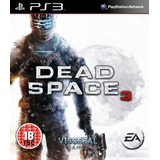 Dead Space 3 Ps3 Digital Gcp